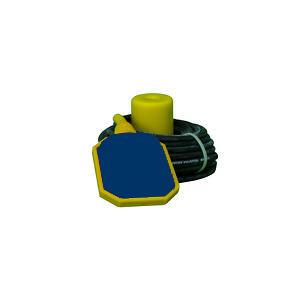 Interruptor de Nivel / Boya de nivel (Aguas Limpias) con 3mts de cable