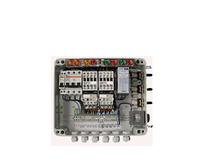 Cuadro Eléctrico de Drenaje /Fecales Doble C7D 1.5cV 230/400v  2.7/4.2A (para bombas trifásicas)