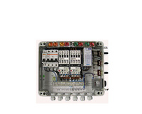 Cuadro Eléctrico de Drenaje /Fecales Doble C7D 1.5cV 230V 6-9.2A (para bombas monofásicas)