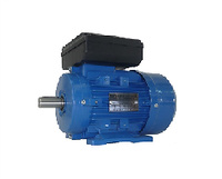 Motor Eléctrico Monofásico Par Medio B3 Alren T80 4A 0.55Kw 0.75Cv 1 x 230V 1500rpm
