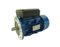Motor Eléctrico Monofásico Par Medio B5 Alren T63B4  0.18Kw 0.25Cv 1 x 230V 1500rpm