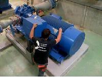 Servicio de Reparación de Motores eléctricos y bombas hasta 40Kgs